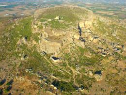 Antalya ruinas sillyon