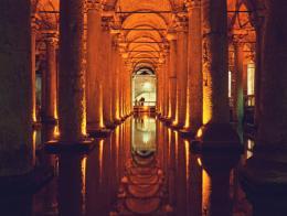 Estambul cisterna basilica