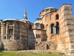 Estambul museo mezquita kariye