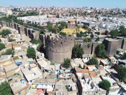 Turquia murallas historicas diyarbakir
