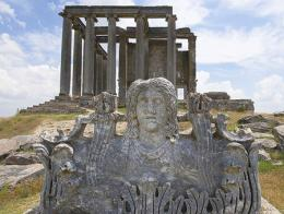 Turquia ruinas aizanoi