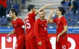 Gol victoria turquia