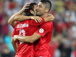 Turquia gol seleccion
