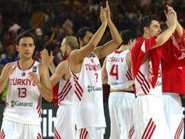 Basket baloncesto turquia