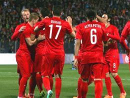 Turquia seleccion gol