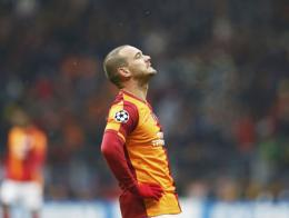 Galatasaray wesley sneijder(1)
