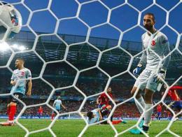 Turquia espana gol