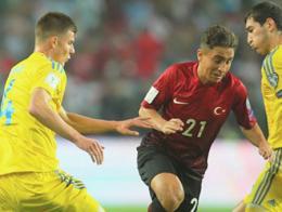 Turquia ucrania selecciones