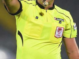 Arbitro liga turca superlig