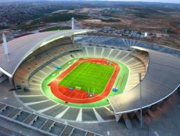 Estambul estadio olimpico ataturk