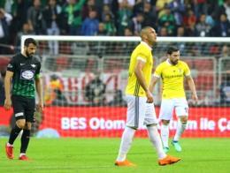 Fenerbahce derrota copa turca