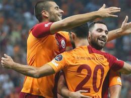 Galatasaray gol partido