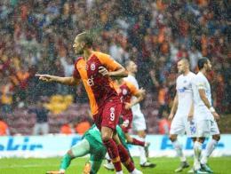 Galatasaray kasimpasa gol