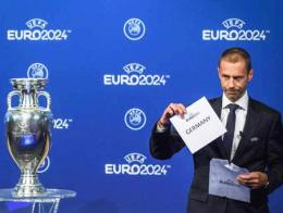 Uefa eurocopa 2024 alemania