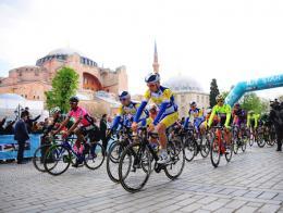 Estambul tour ciclista presidencial turquia