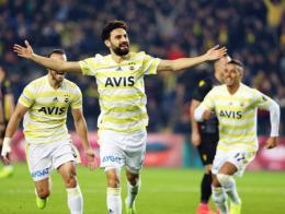 Fenerbahce gol mehmet ekici