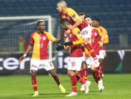 Galatasaray gol partido liga