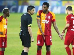 Galatasaray partido liga