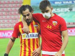 Kayserispor derrota descenso segunda