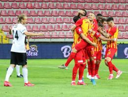 Kayserispor gol besiktas