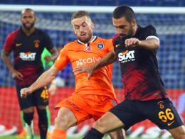 Liga turca basaksehir galatasaray