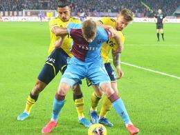 Trabzonspor fenerbahce partido