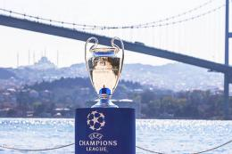 Champions league final estambul