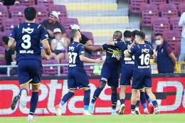 Fenerbahce victoria liga turca