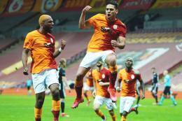 Galatasaray victoria derbi