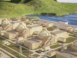 Planos central nuclear akkuyu