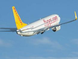 Pegasus aerolinea turca