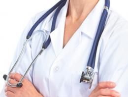 Doctora medico salud