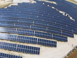 Central energia solar konya