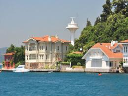 Estambul bosforo mansiones yali