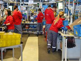 Kocaeli fabrica componentes automoviles