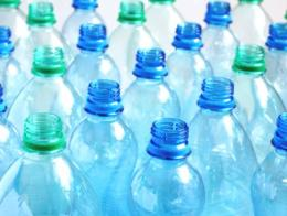 Plastico botellas pet