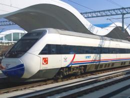 Tren alta velocidad ferrocarril