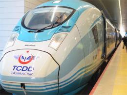 Tren alta velocidad turquia
