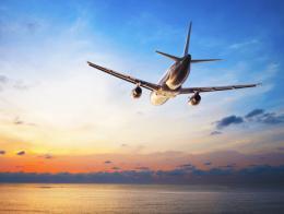 Avion vuelos aerolinea