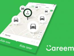 Careem taxis taxistas transporte conductor