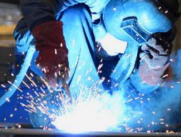 Economia industria soldadura