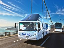 Empresa autobuses turca kamilkoc