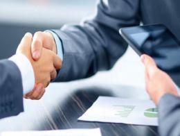 Empresas contrato acuerdo
