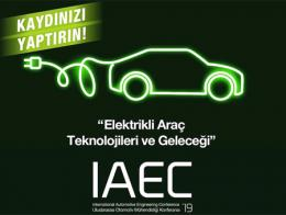 Estambul conferencia coche electrico iaec2019