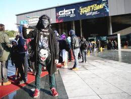Estambul feria videojuegos gaming istanbul