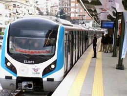 Estambul inauguracion linea tren marmaray
