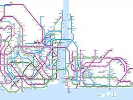 Estambul mapa lineas metro