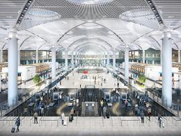Estambul terminal istanbul airport