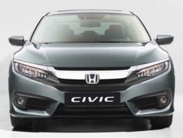 Honda civic coche sedan