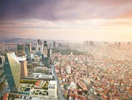 Estambul edificios rascacielos(2)